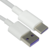 CABLE USB TIPO C 1M SUPER FAST